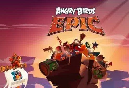 game angry birds epic